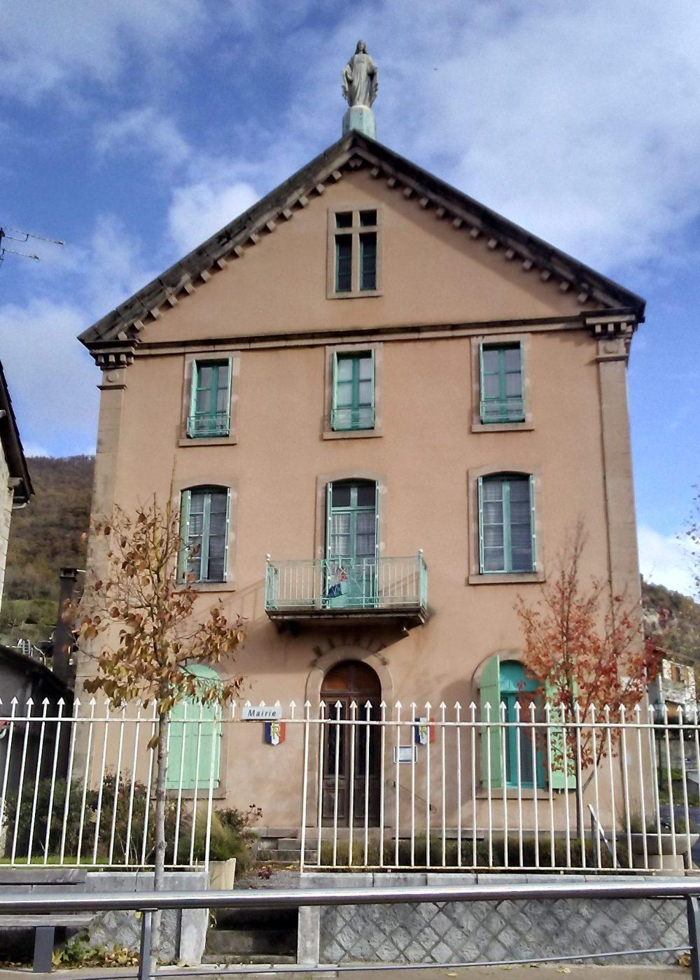 Mairie de Tournemire